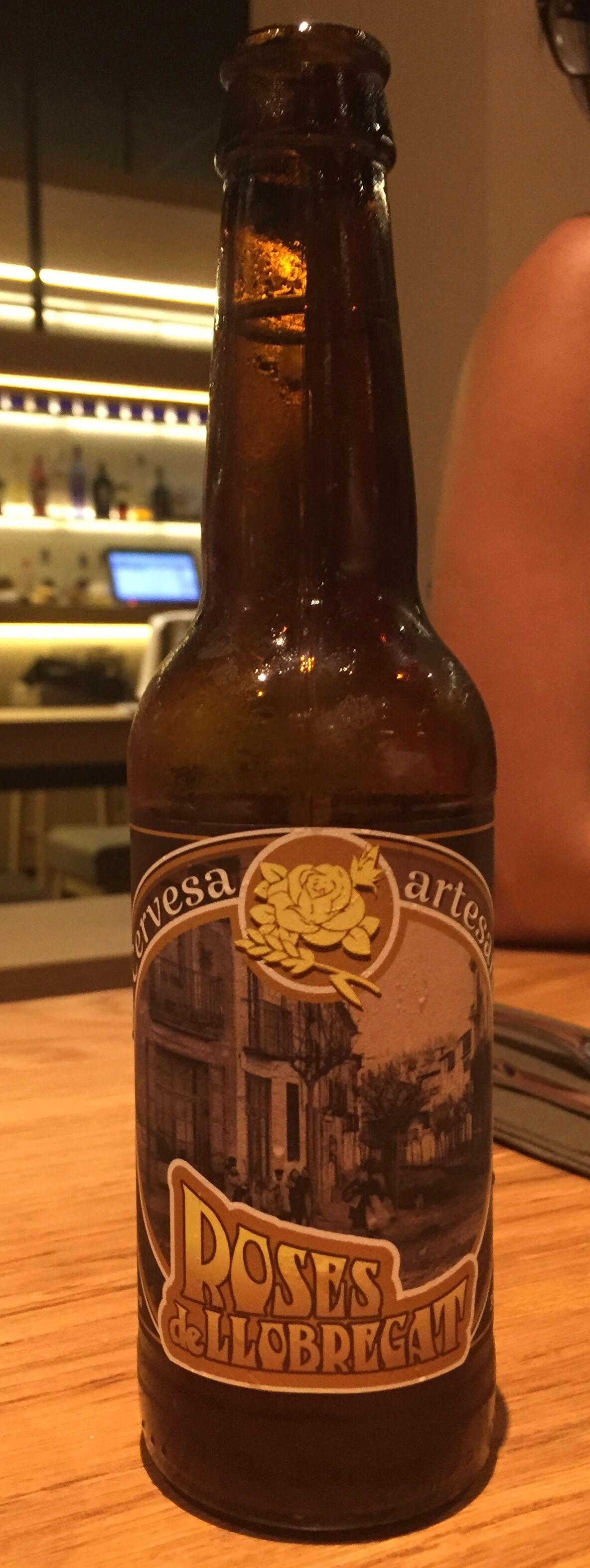 cerveza artesana roses de llobregat
