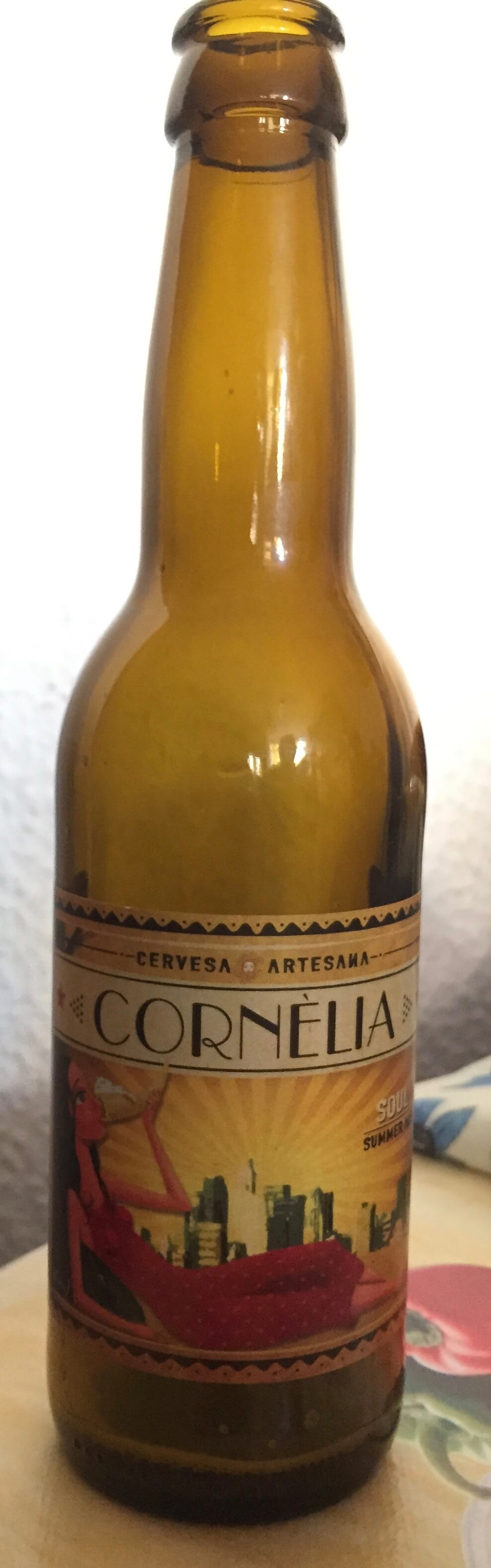 Cerveza Artesanal Cornelia Soul
