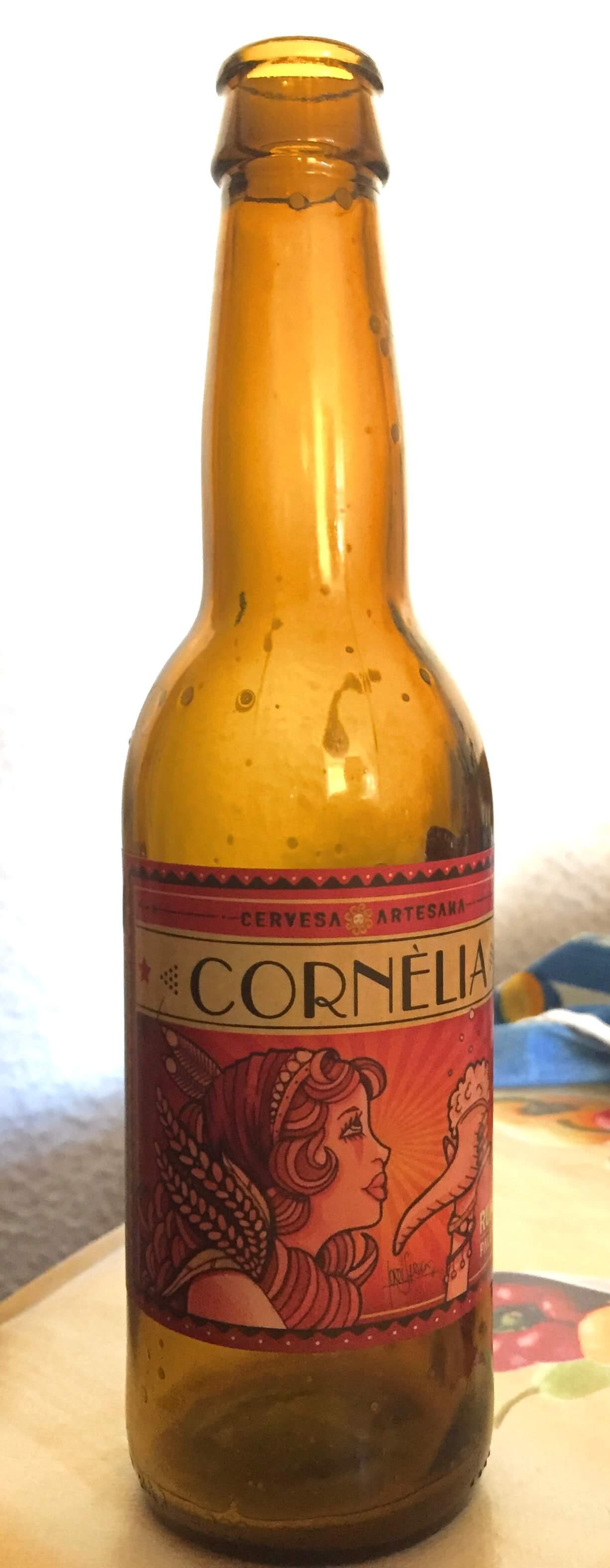 Cerveza Artesanal Cornelia Rumba
