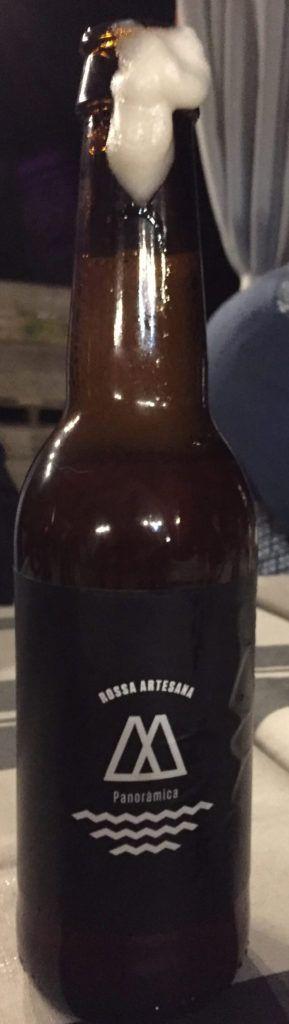 cerveza artesanal panoramic