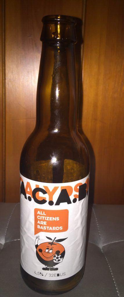 acab cerveza artesanal