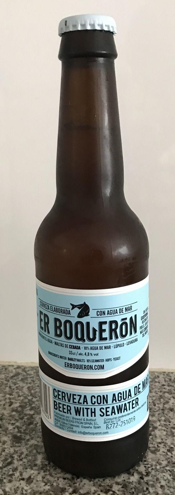 cerveza artesana er boqueron