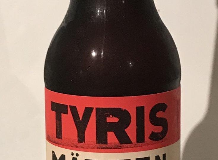 cerveza artesana tyris marzen