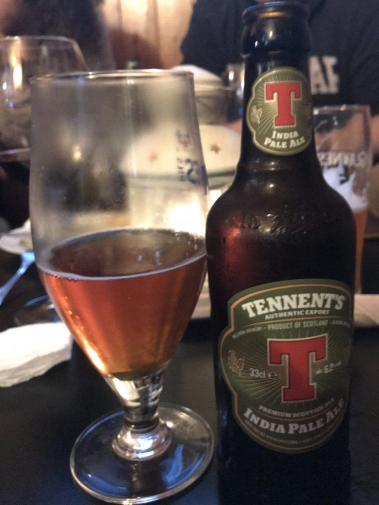 tennents ipa