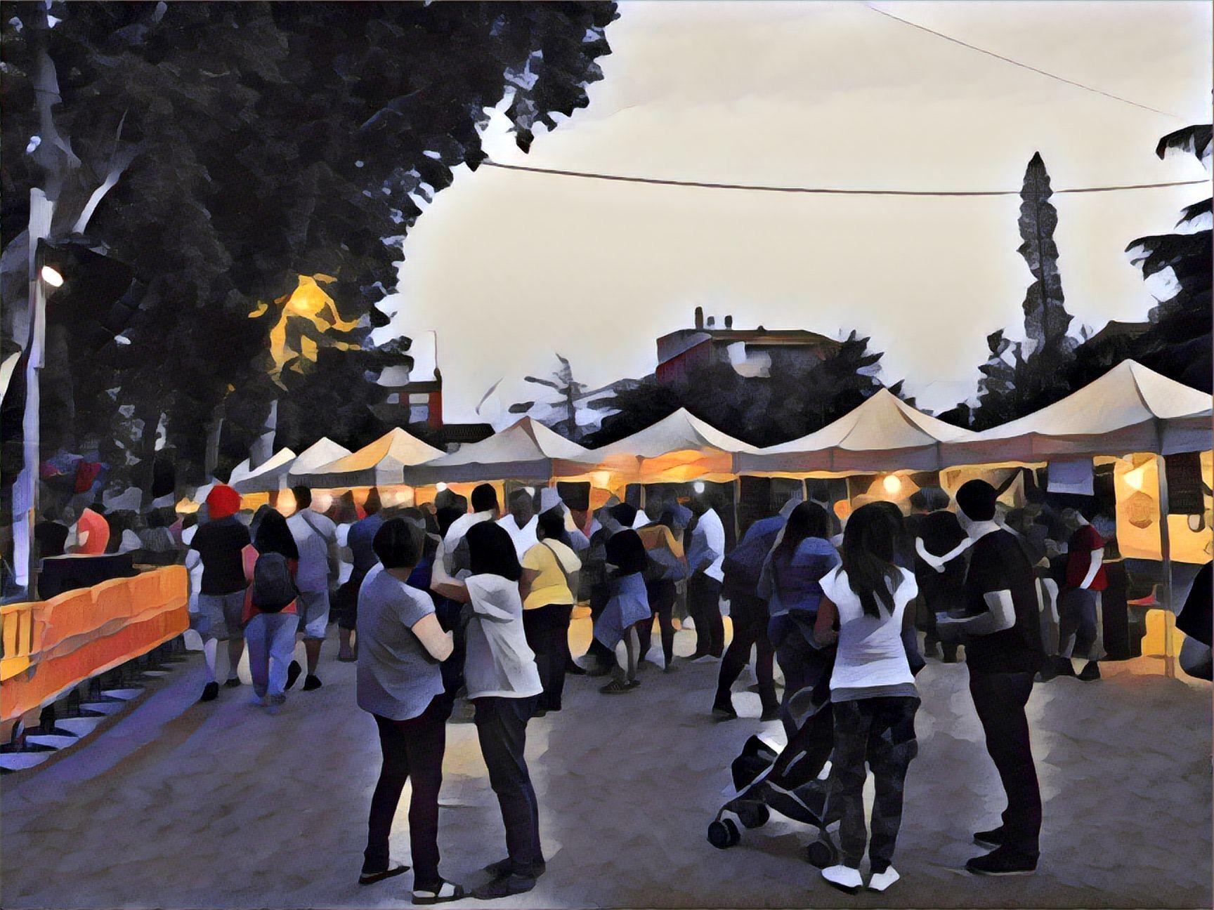 VI feria de la Cerveza Artesanal en Sant Feliu de Llobregat