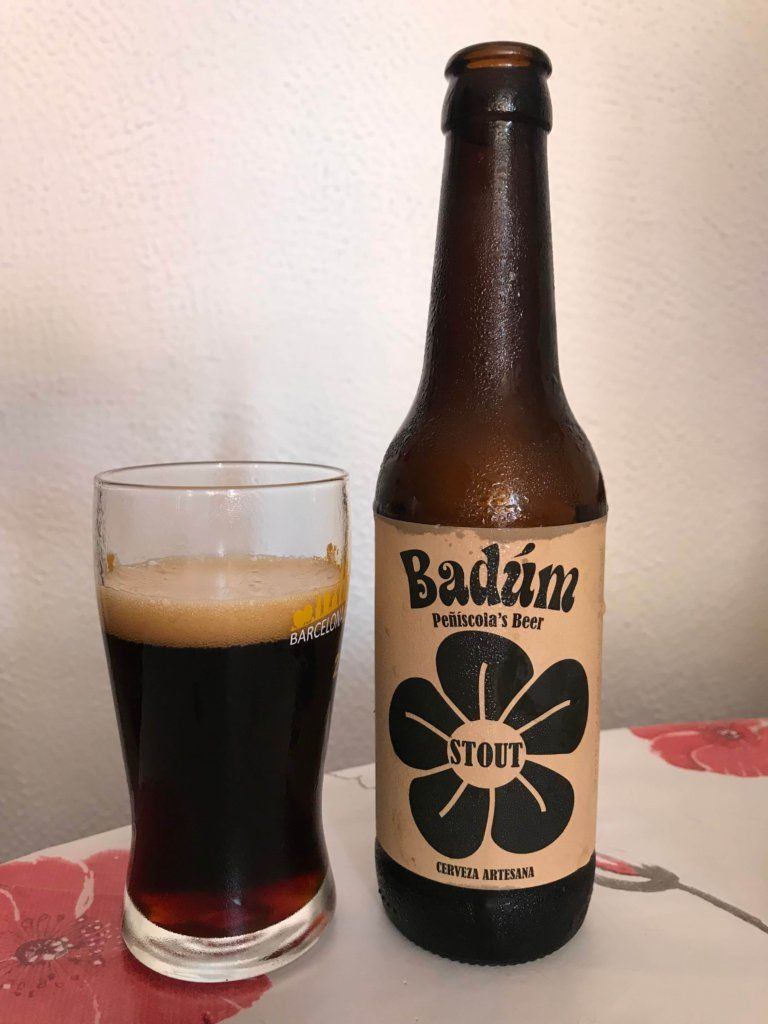 badum stout