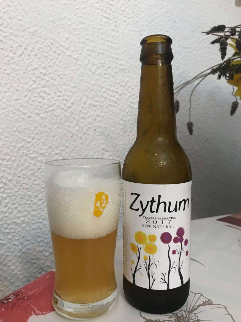 cerveza zythum