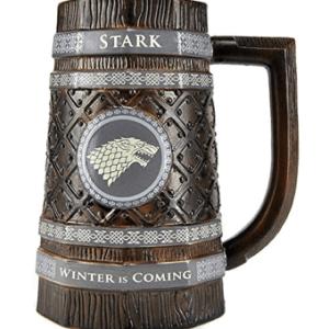 jarra cerveza juego de tronos