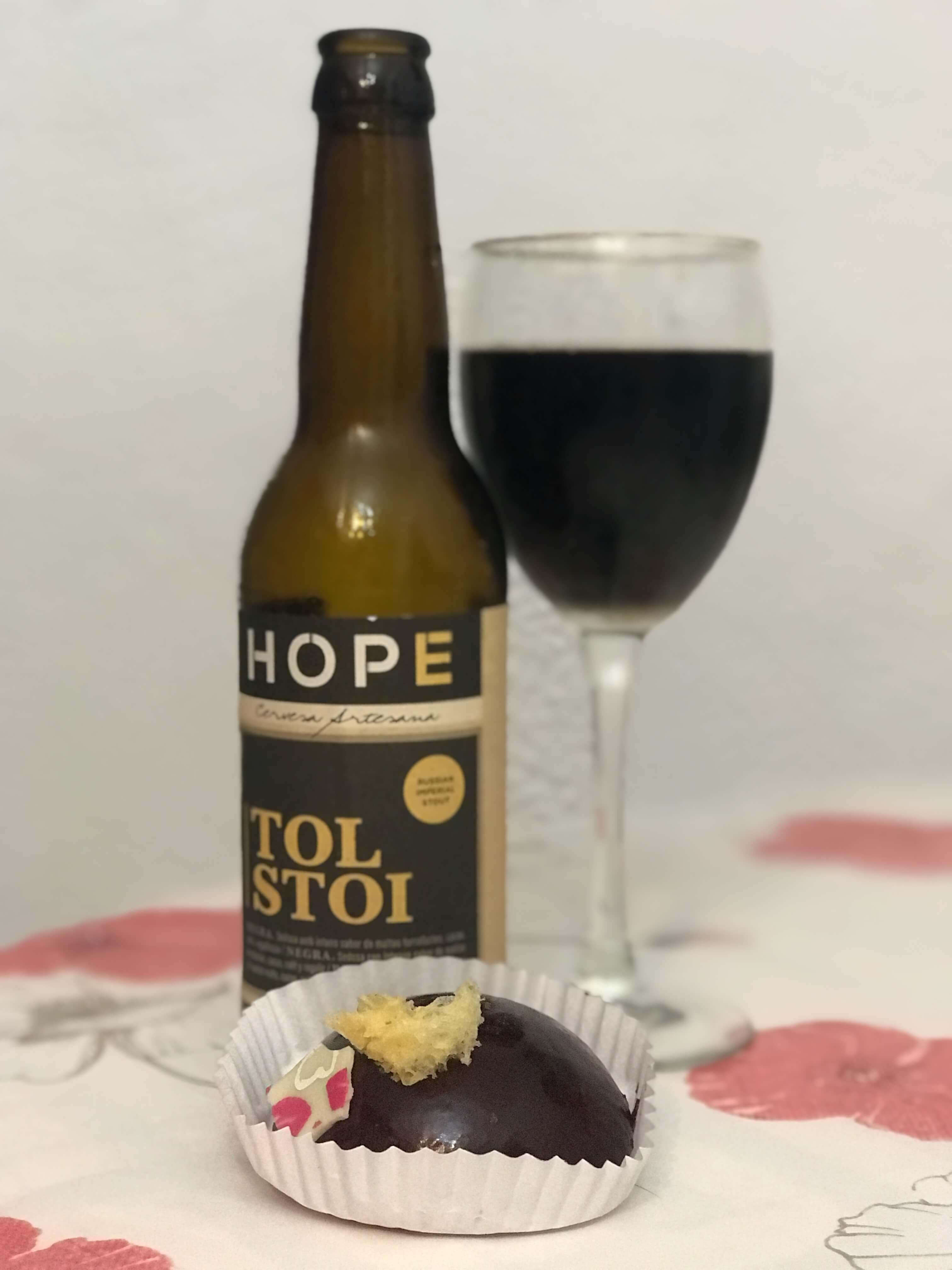 TOLSTOI - CERVEZA HOPE