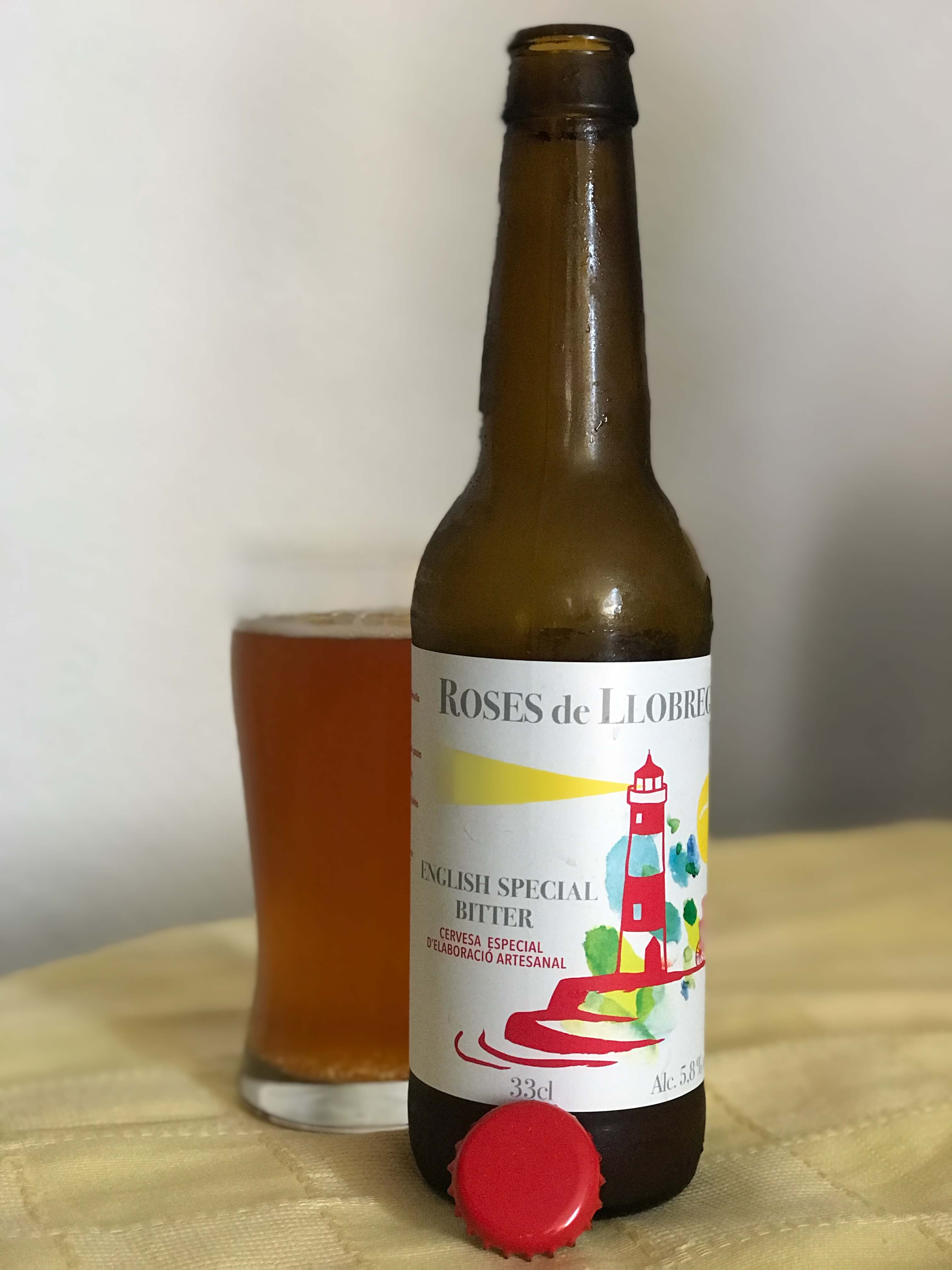 English Special Bitter - Roses de Llobregat