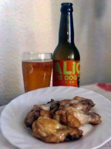 maridaje alice the dog cervesa artesana la calavera