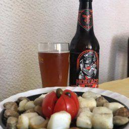 maridaje cerveza morlaco redin