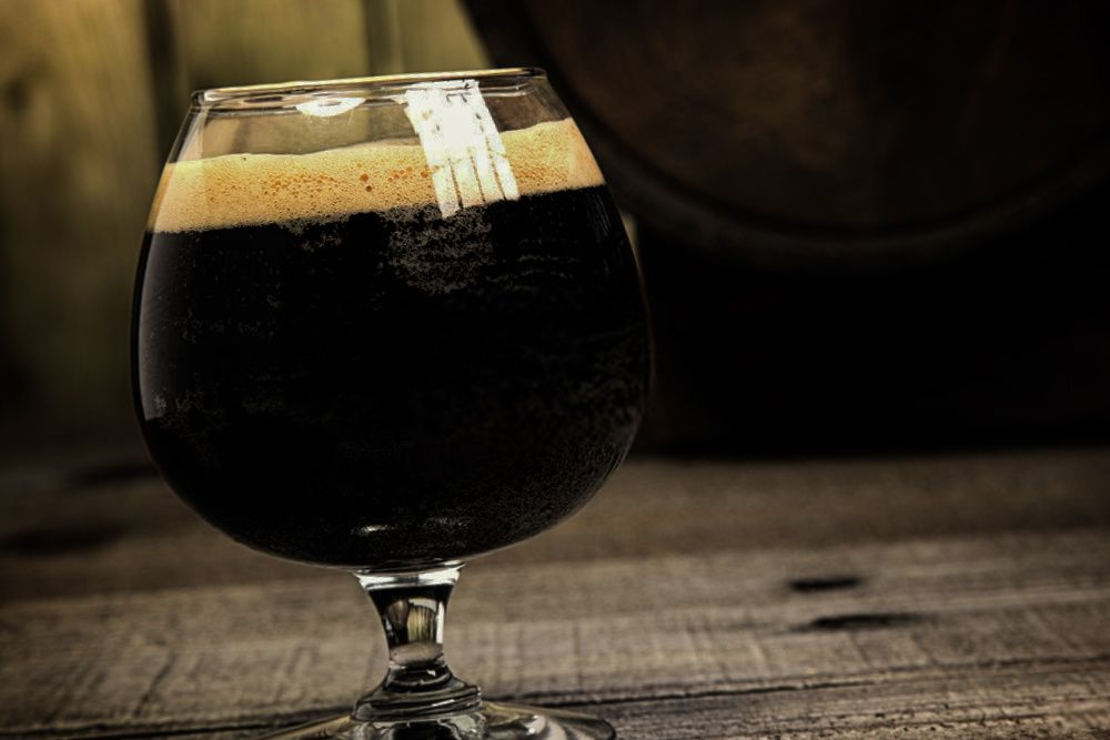 receta oatmeal stout doble chocolate